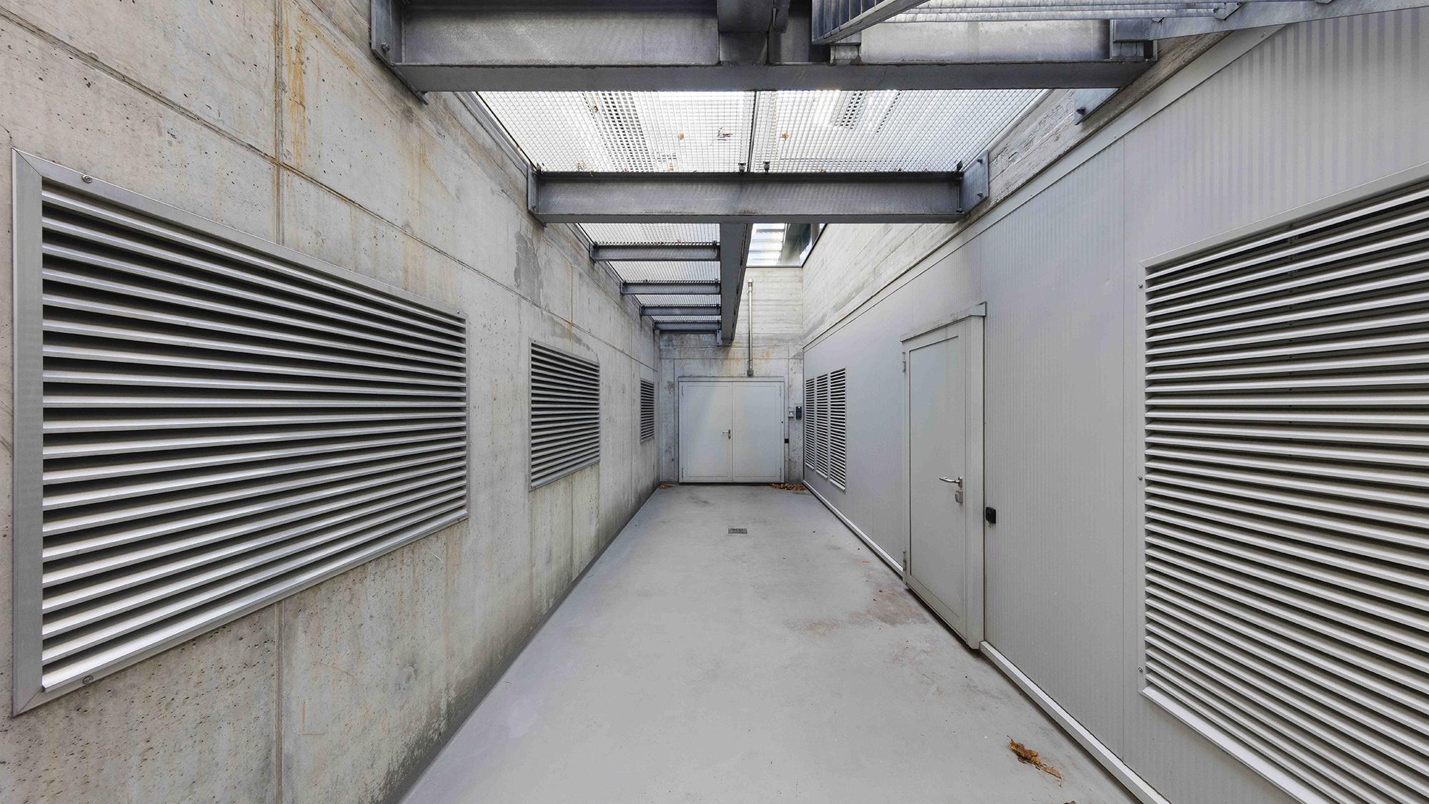 Versteckte Räume an der HSG, Titelfoto vom Öffentlichen Programm