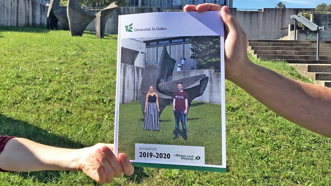 HSG Annual Report 2019-2020