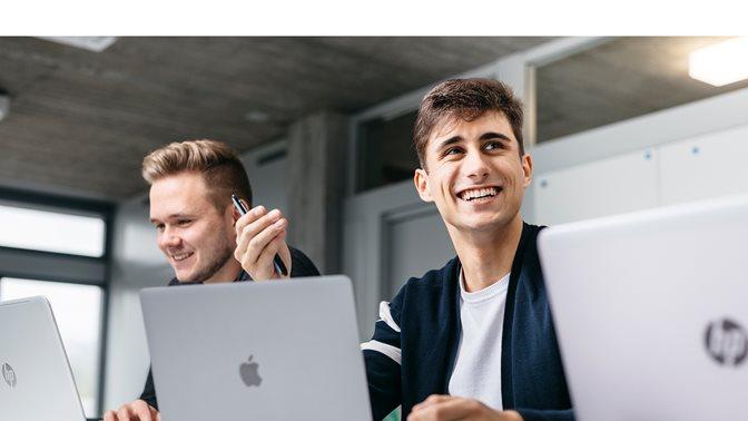 Header Master in Rechnungswesen und Finanzen/ Accounting and Finance