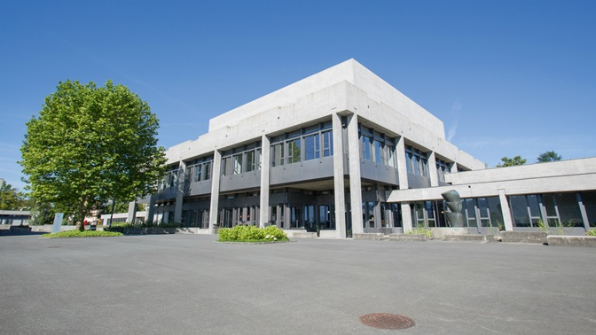 University of St.Gallen (HSG) main building
